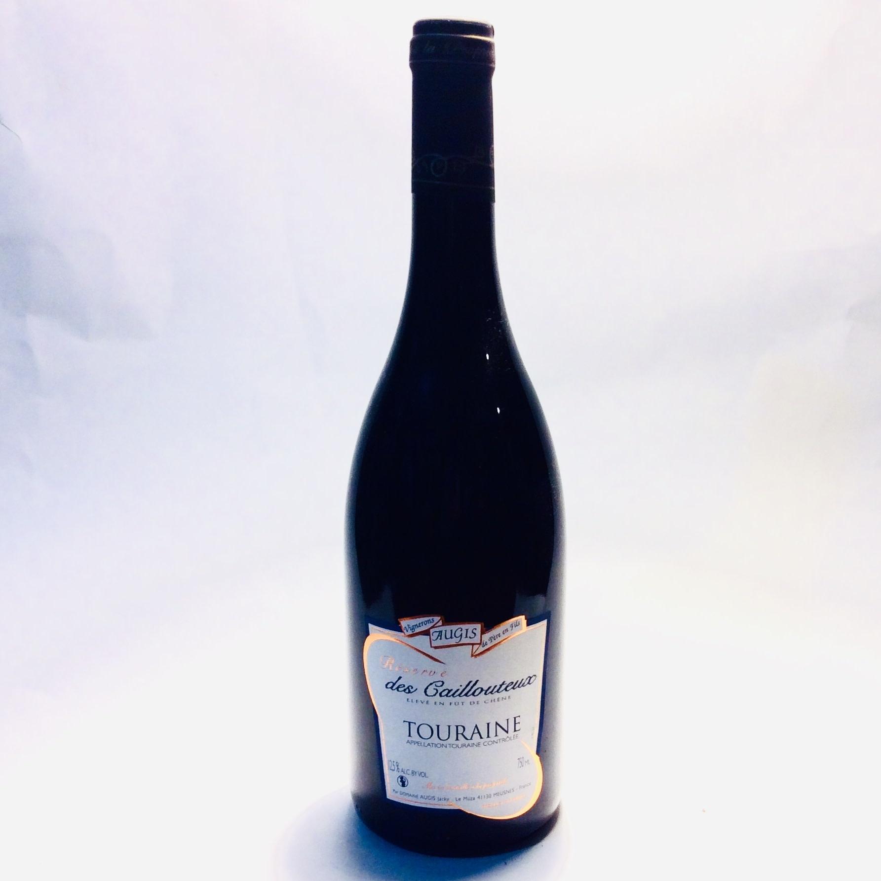 """Augis - Touraine """"Reserve des Caillouteux 2015 (750 ml)"""
