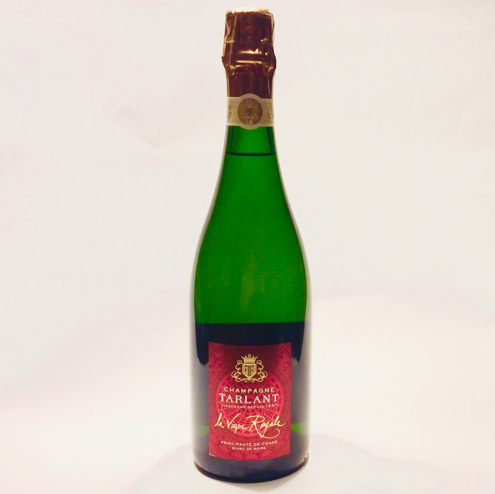 Champagne Tarlant La Vigne Royale Brut Nature 2003 (750 ml)