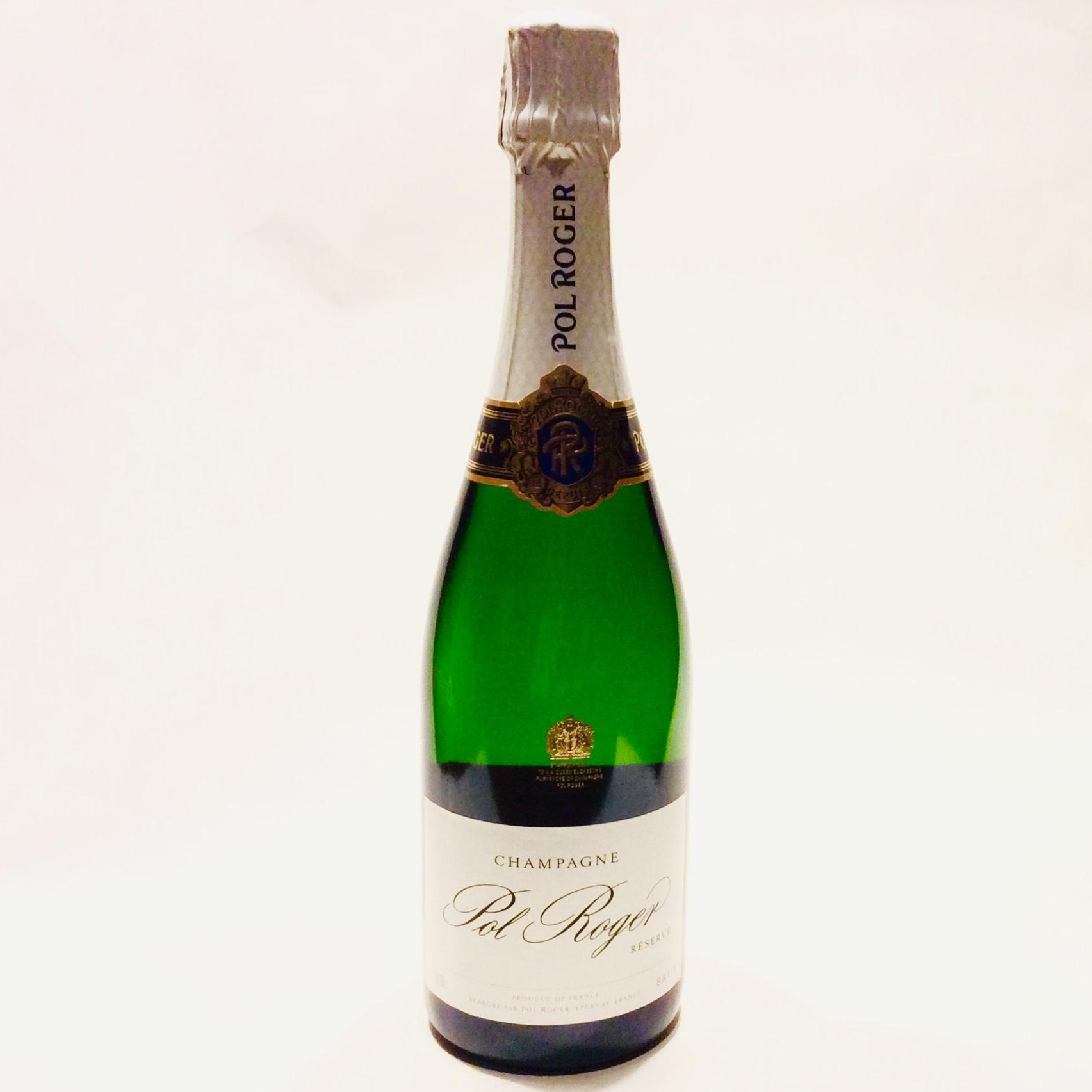 Champagne Pol Roger Reserve NV (750 ml)