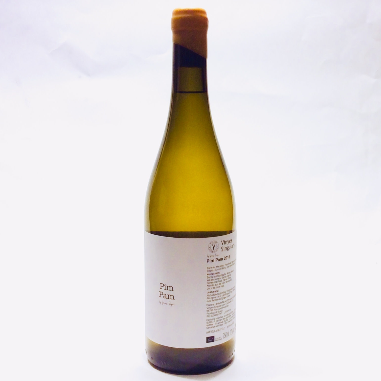 "Vinyes Singulars - Penedes ""Pim Pam"" 2018 (750 ml)"