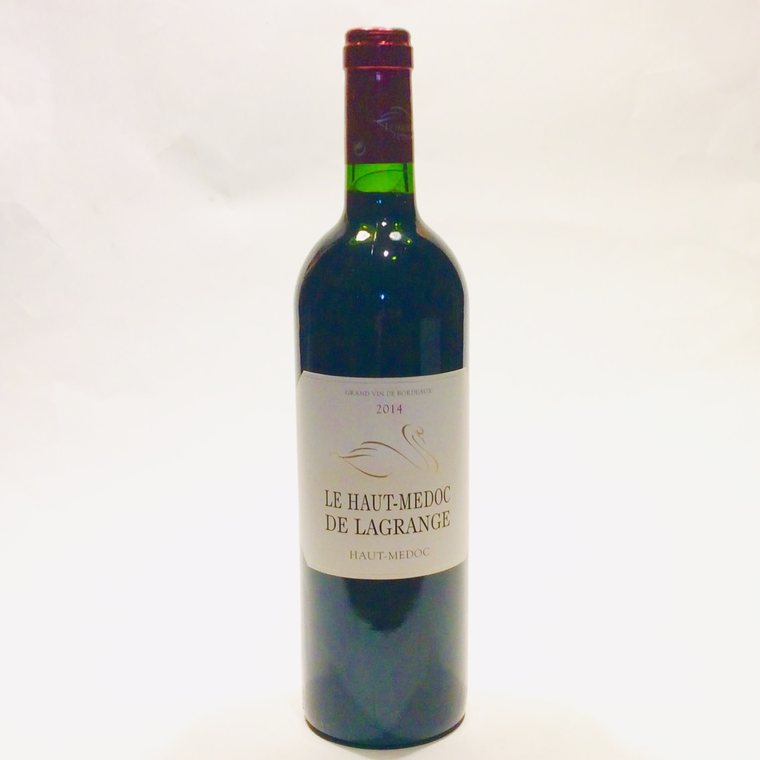 St Julien - Haut - Medoc de Lagrange 2014 (750 ml)