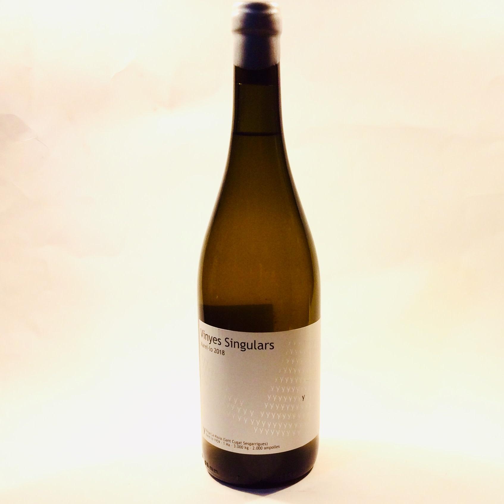 "Vineys Singulars - Penedes - Xarel-lo ""La Masia"" 2018 (750 ml)"