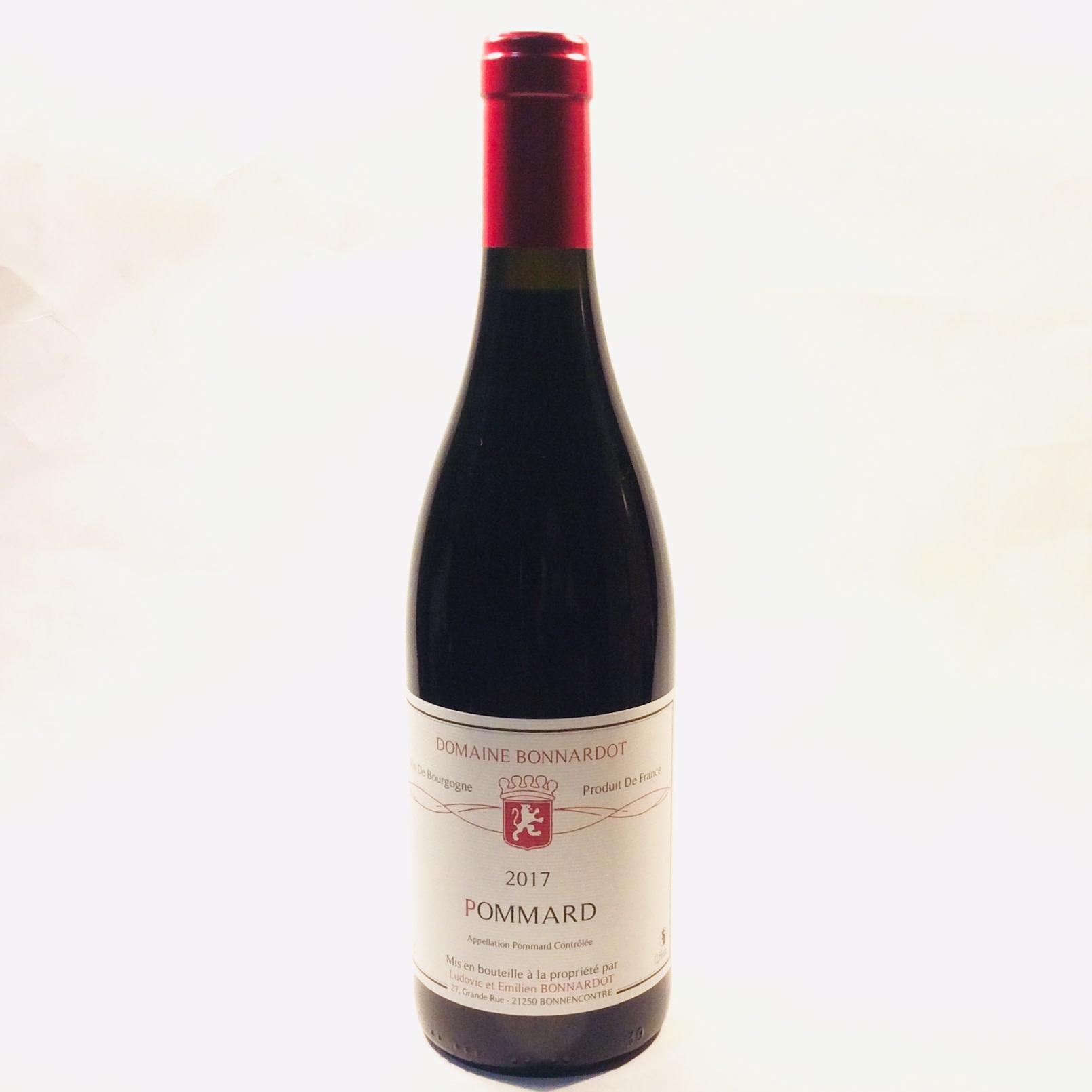 Domaine Bonnardot - Pommard Bourgogne Rouge 2017 (750 ml)