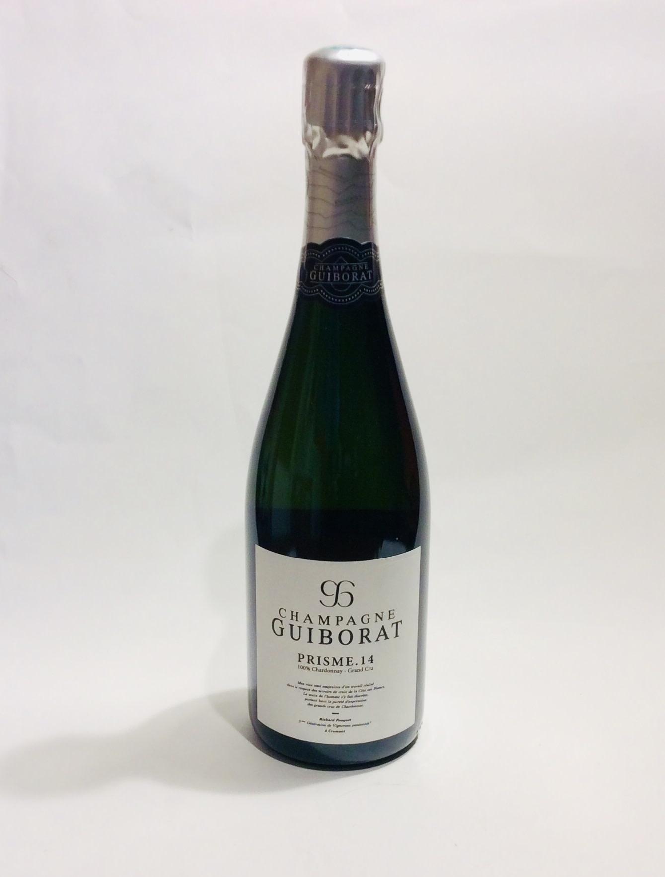 Champagne Guiborat - Gr Cru Extra Brut Prisme NV (750 ml)