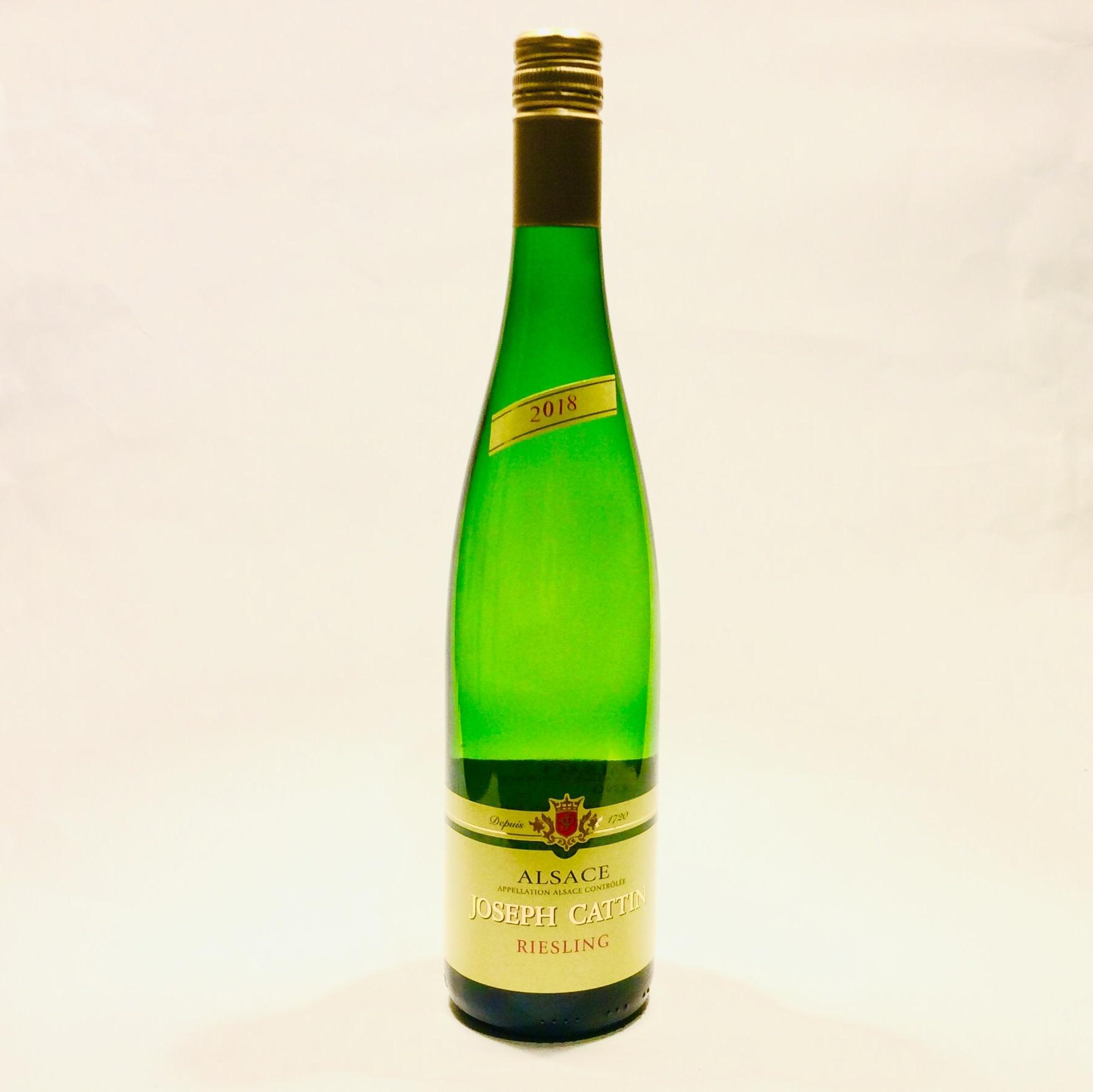 Joseph Cattin - Alsace Riesling 2018 (750 ml)