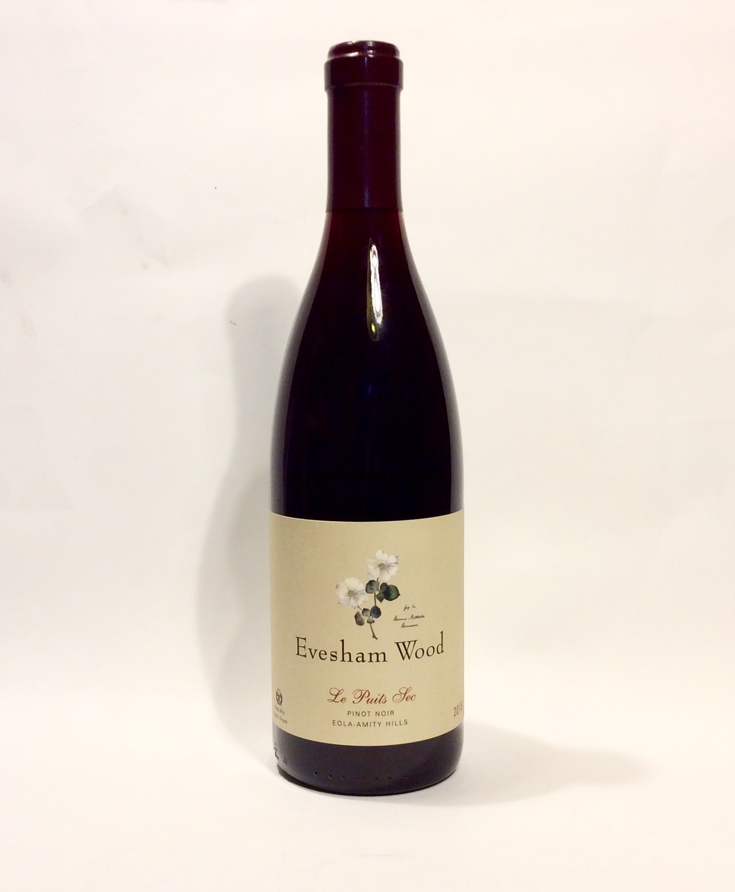 Evesham Wood Estate Pinot Noir Le Puits 2016 (750 ml)