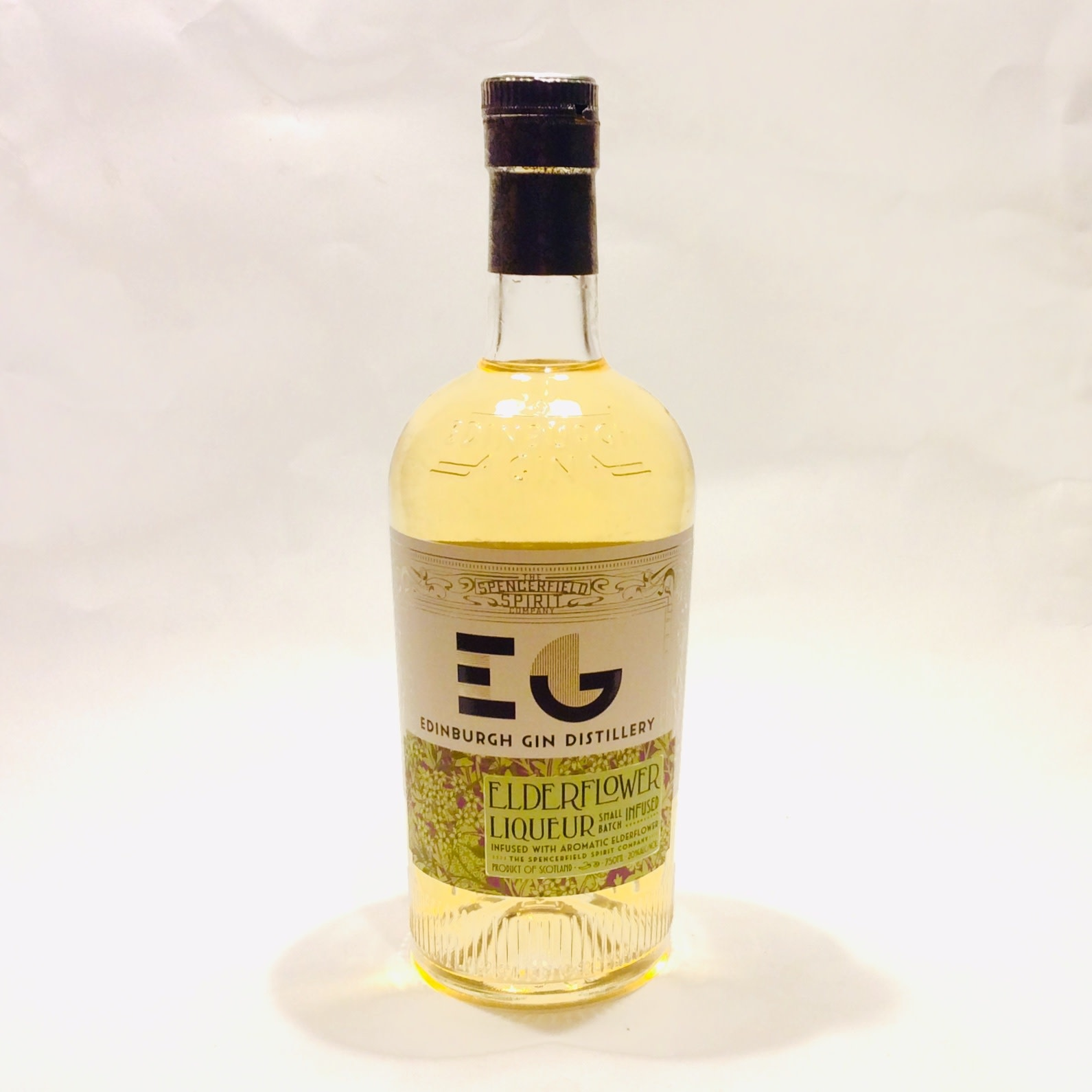 Edinburgh Gin Elder Flower (750 ml)