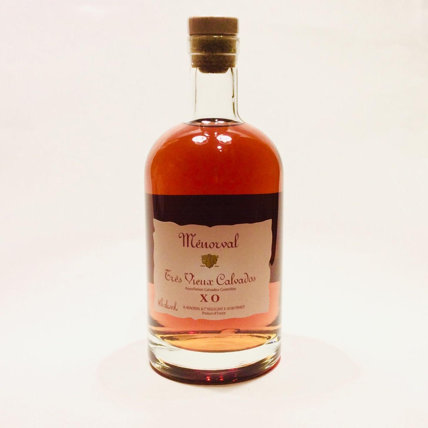 Calvados XO Menorval (750 ml)