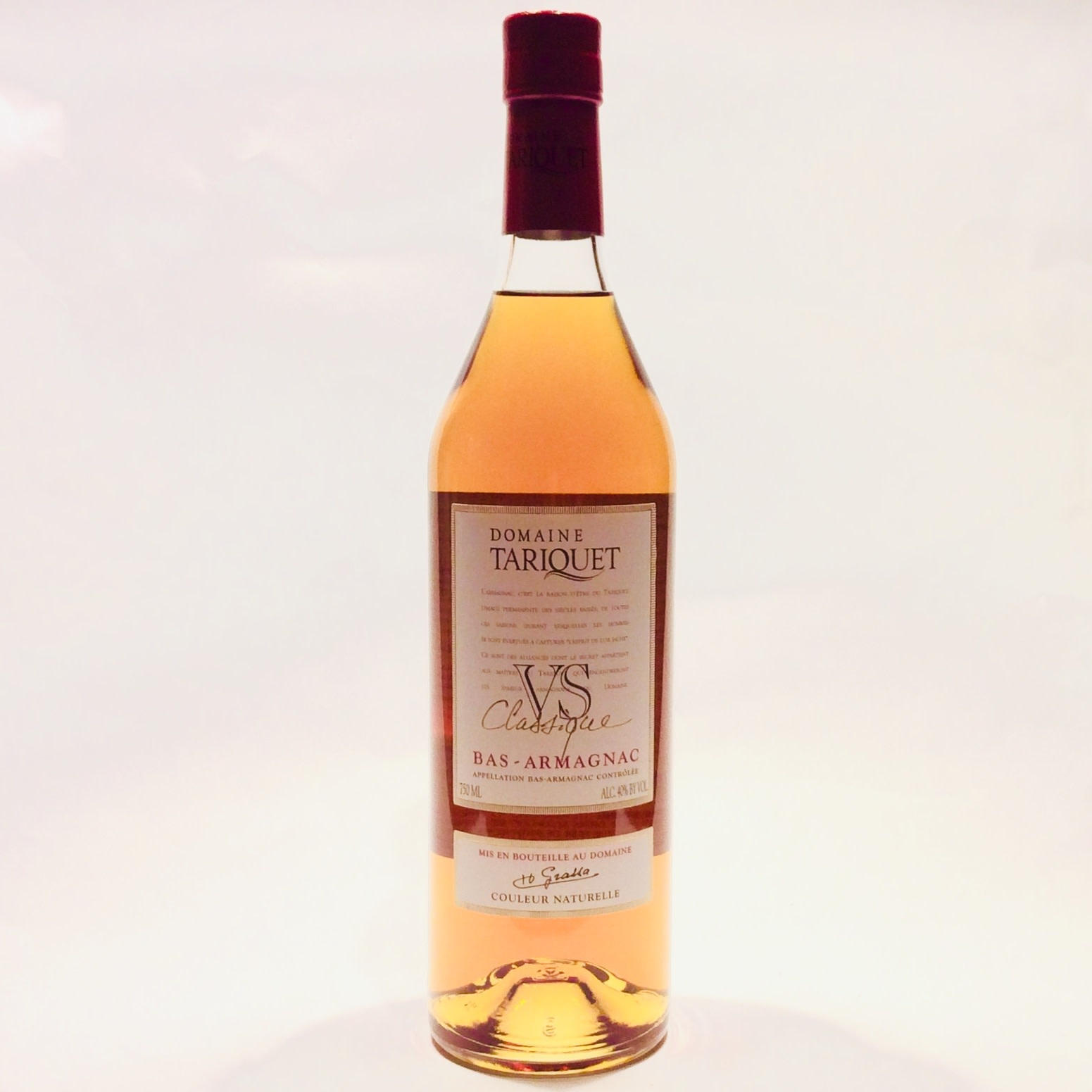 Tariquet NV Bas Armagnac VS (750 ml)