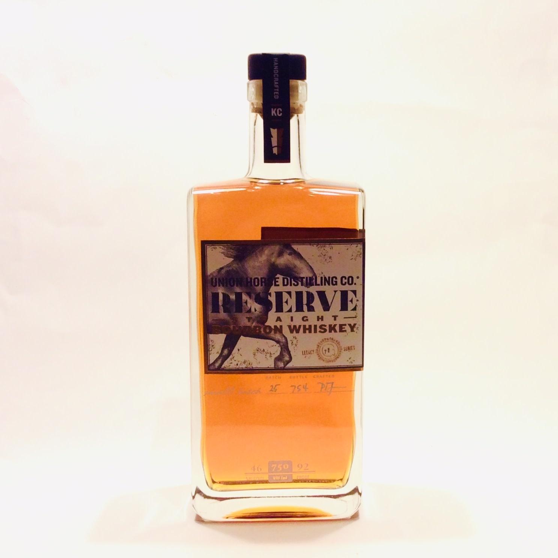 Union Horse Reserve Bourbon Whiskey (750 ml)