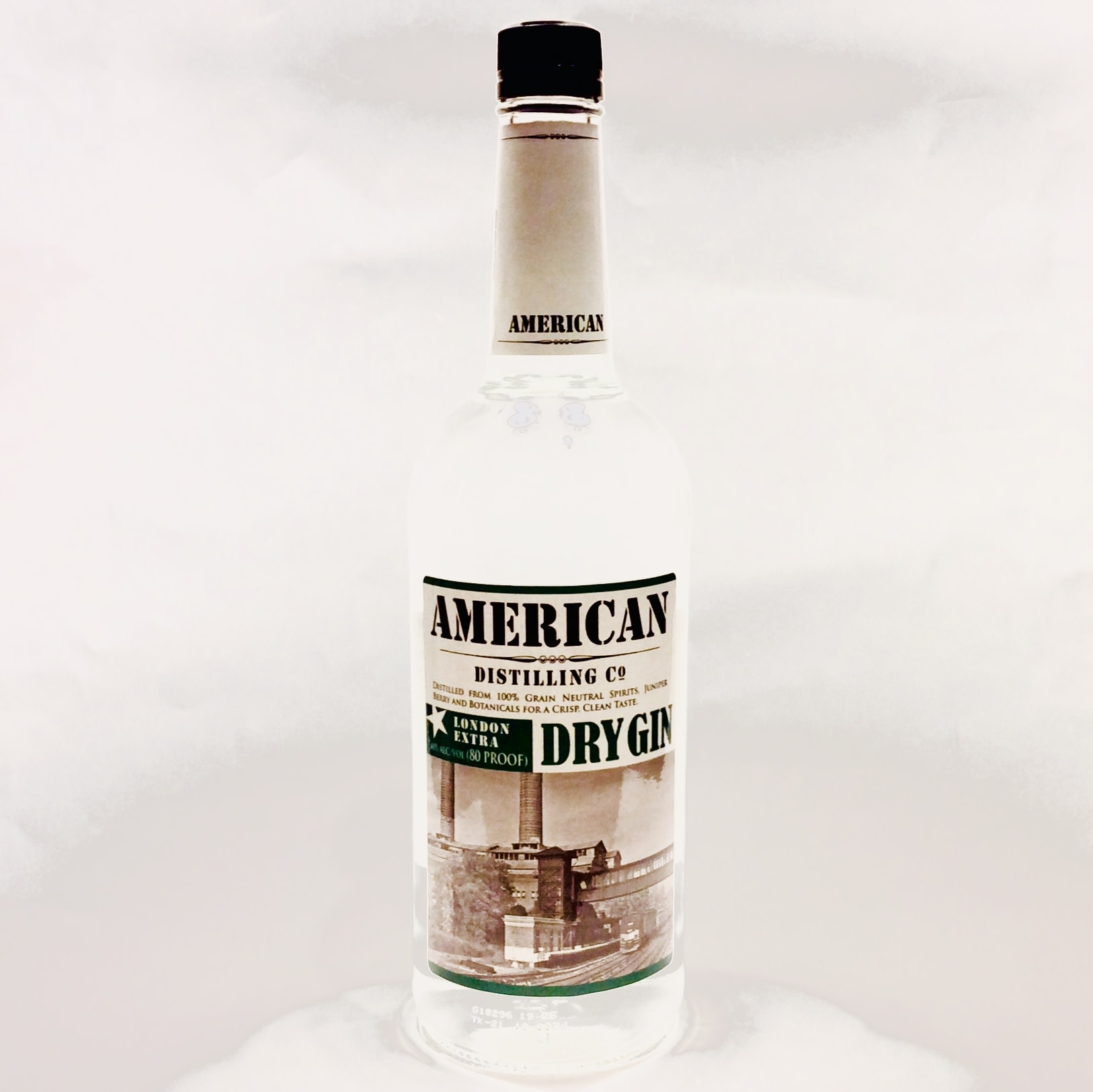 "American Distilling Co. ""Gin"" (1 L)"