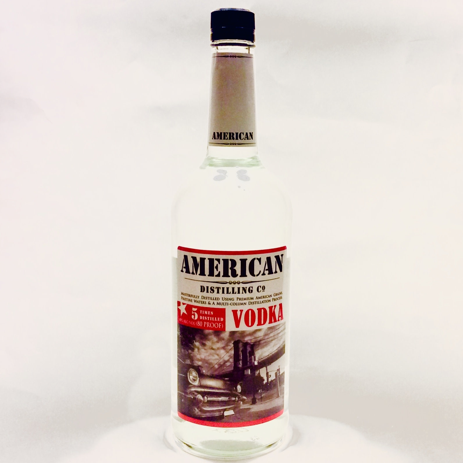 "American Distilling Co. ""Vodka"" (1L)"