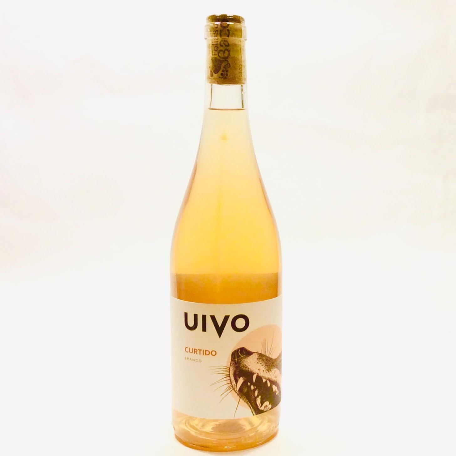 """Folias de Baco - Vinho Branco """"Uivo Curtido"""" 2019 (750 ml)"""