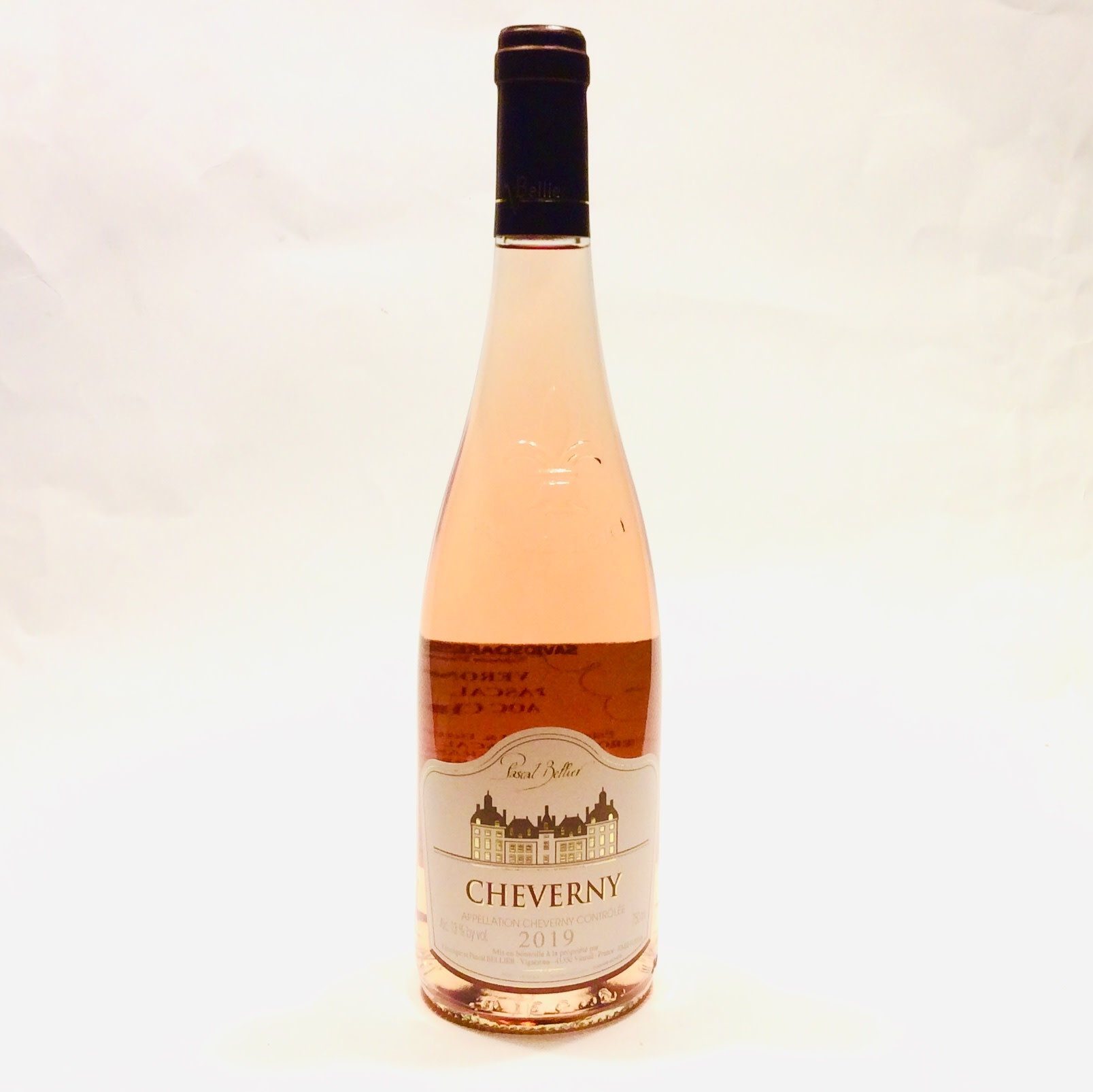 Pascal Belier - Cheverny Rose 2019 (750 ml)
