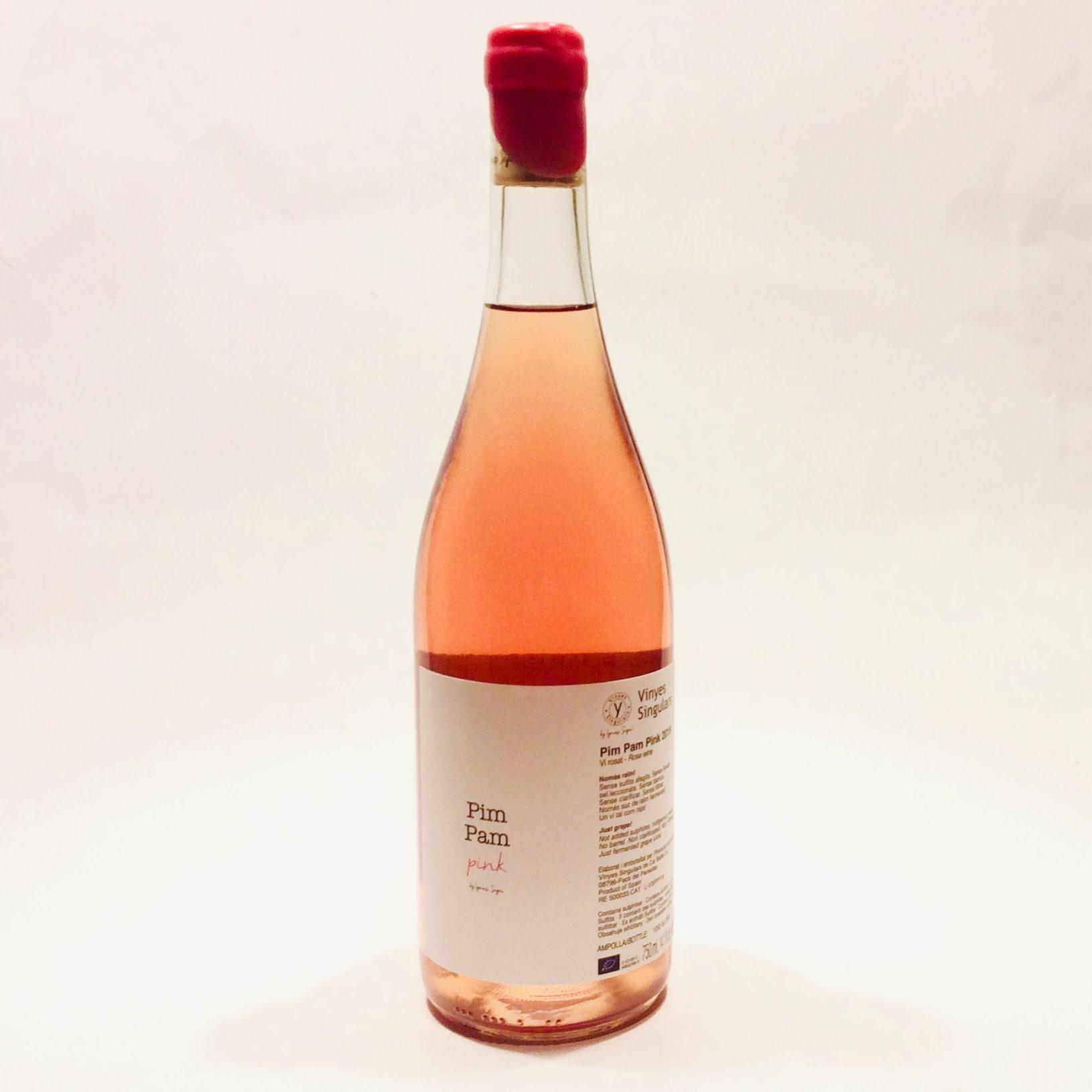 "Vinyes Singulars - Penedes ""Pim Pam Pink"" 2019 (750 ml)"