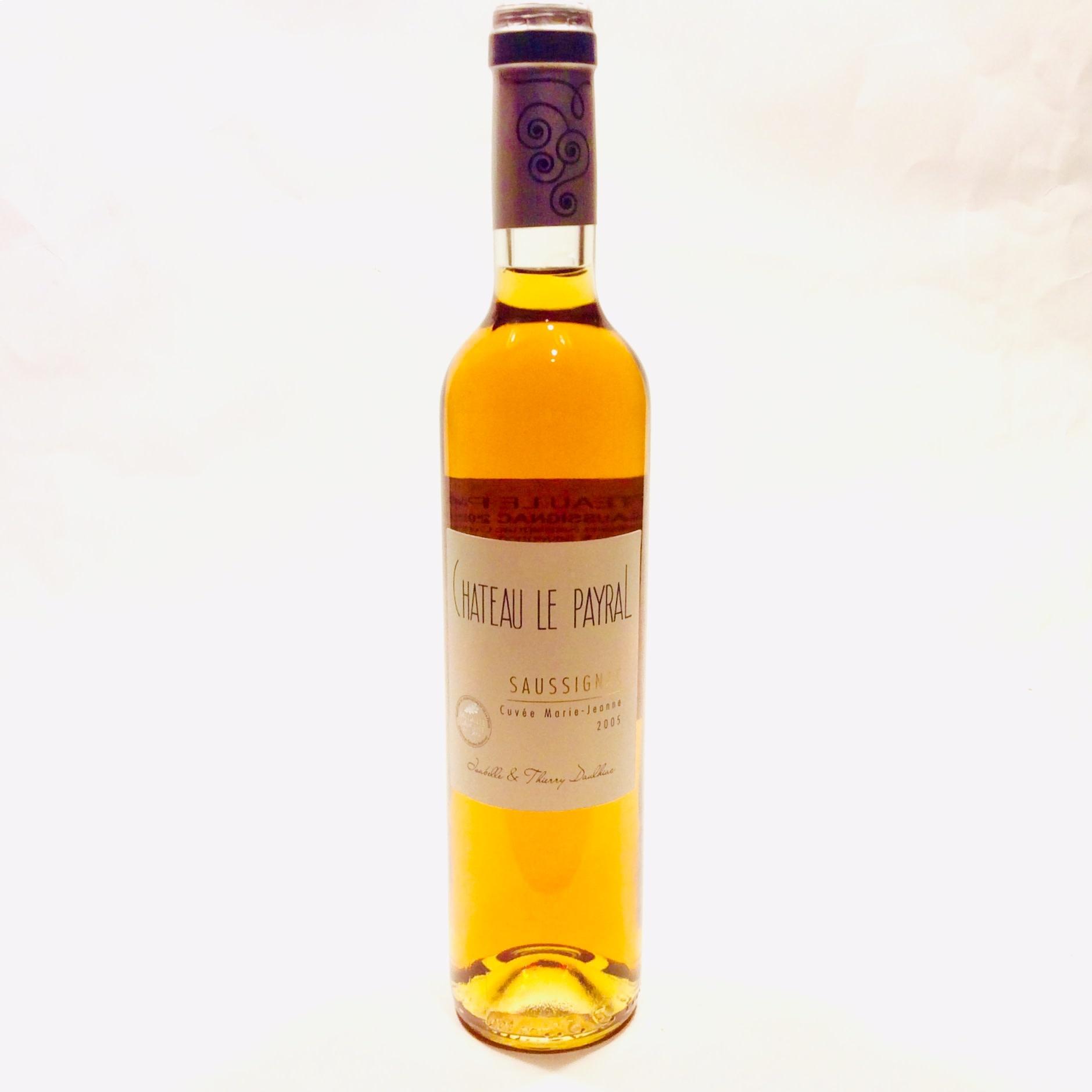 Le Payral - Saussignac 2005 (500 ml)
