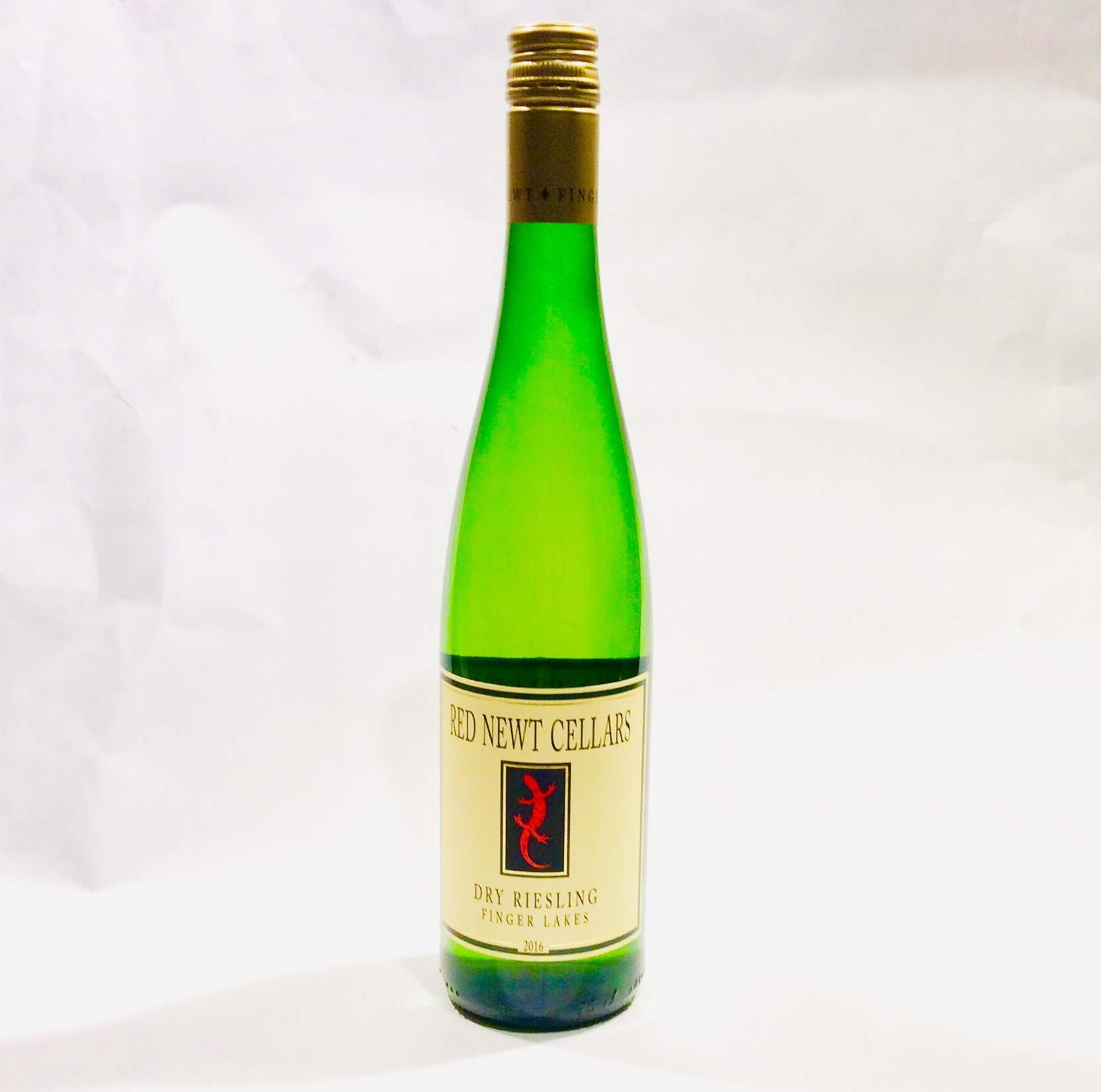 Red Newt Dry Riesling - Finger Lake 2016 (750 ml)