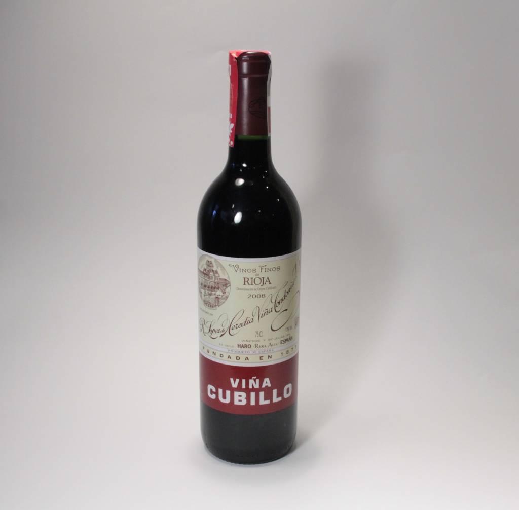 """R. Lopez de Heredia - """"Vina Cubillo""""Crianza2011(750ml)"""