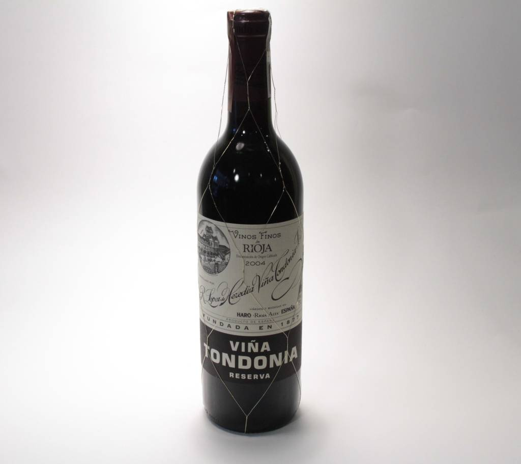 "R. Lopez Heredia - ""Vina Tondonia"" Rioja Reserva 2007 (750ml)"