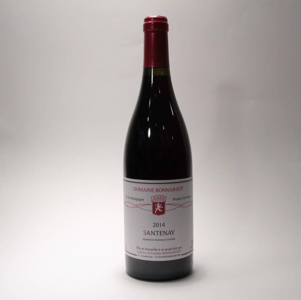 Bonnardot - Santenay Rouge 2014 (750ml)