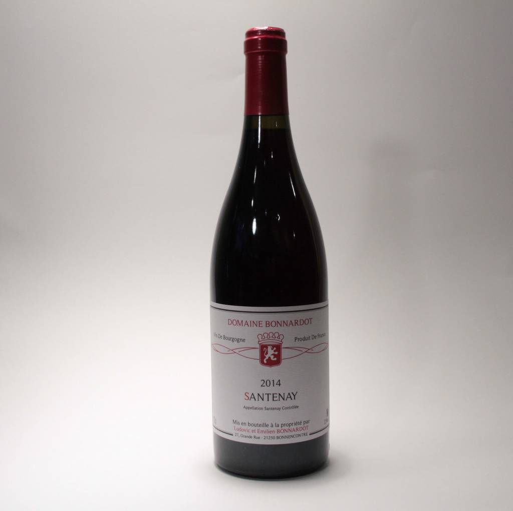 Bonnardot - Santenay Rouge 2017 (750ml)