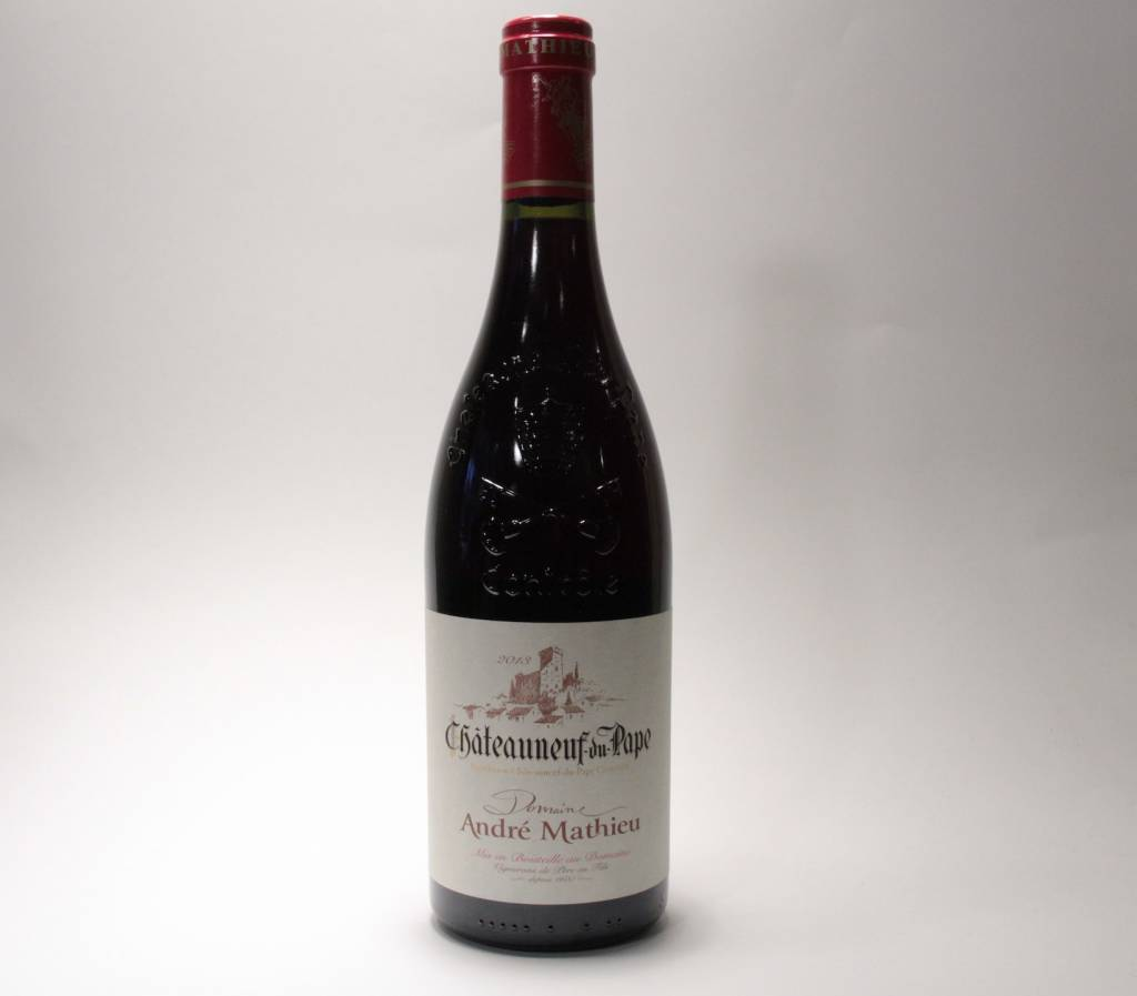 "Chateauneuf du Pape - Rouge ""Tradition"" 2017 (750 ml)"