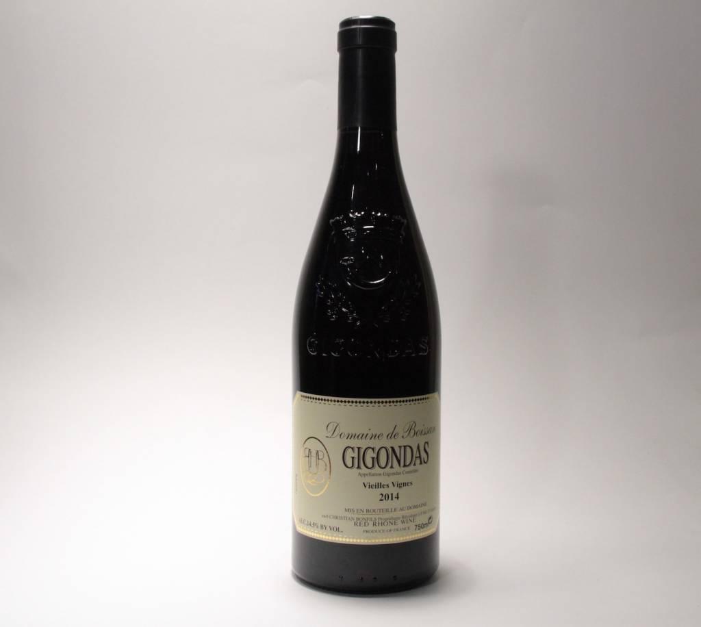 "Boissan -Vielles Vignes  ""Gigondas"" 2017 (750ml)"