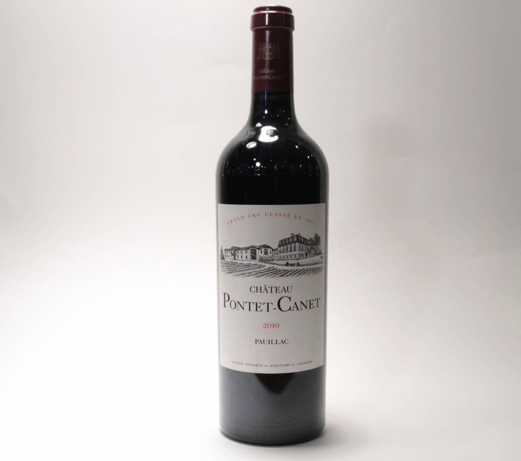 Chateau Pontet-Canet - Pauillac Grand Cru Classe Bordeaux 2015 (750ml)