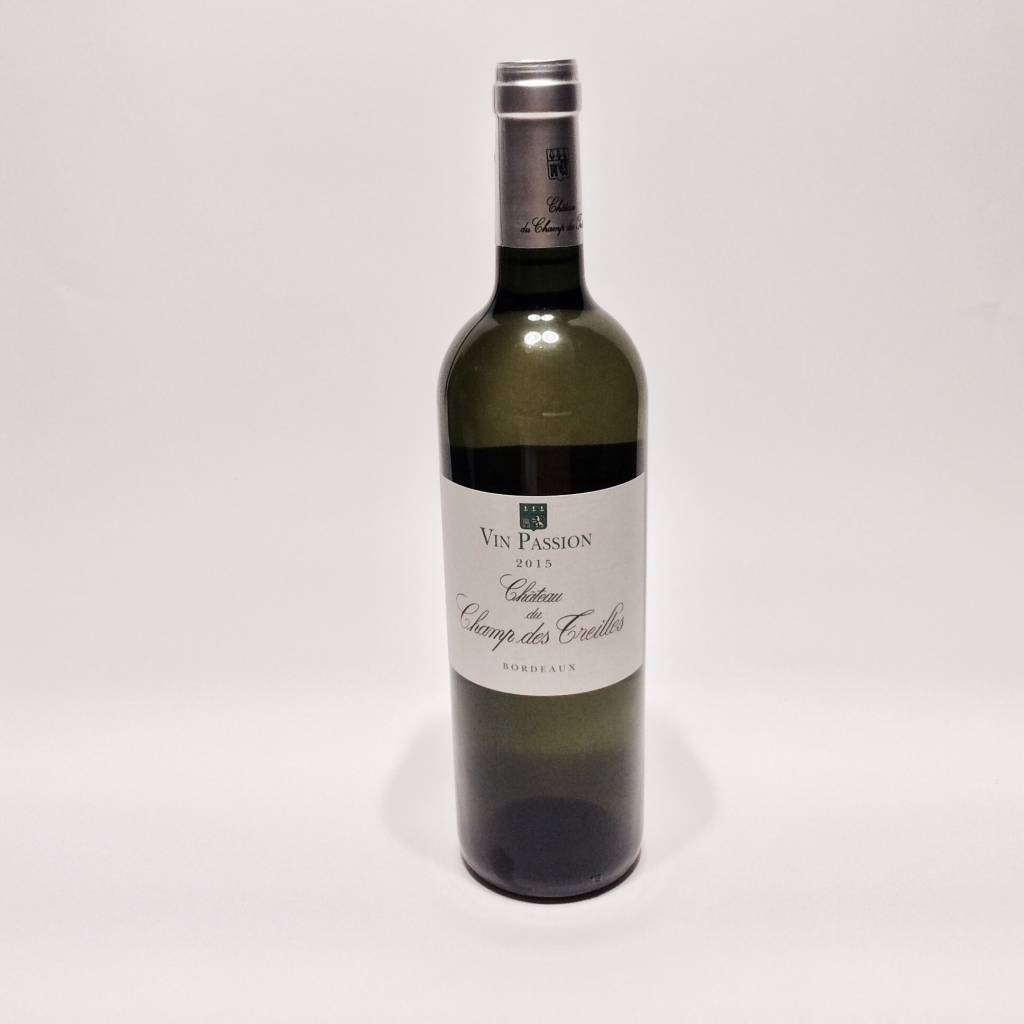 "Champ Des Treilles - Saint-Foy Bordeaux Blanc ""Vin Passion""  2018 (750ml)"