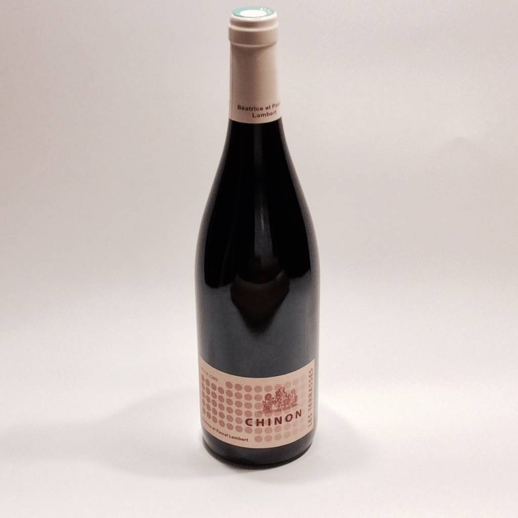 "Beatrice & Pascal Lambert - ""Les Terrasses"" Chinon 2017 (750ml)"
