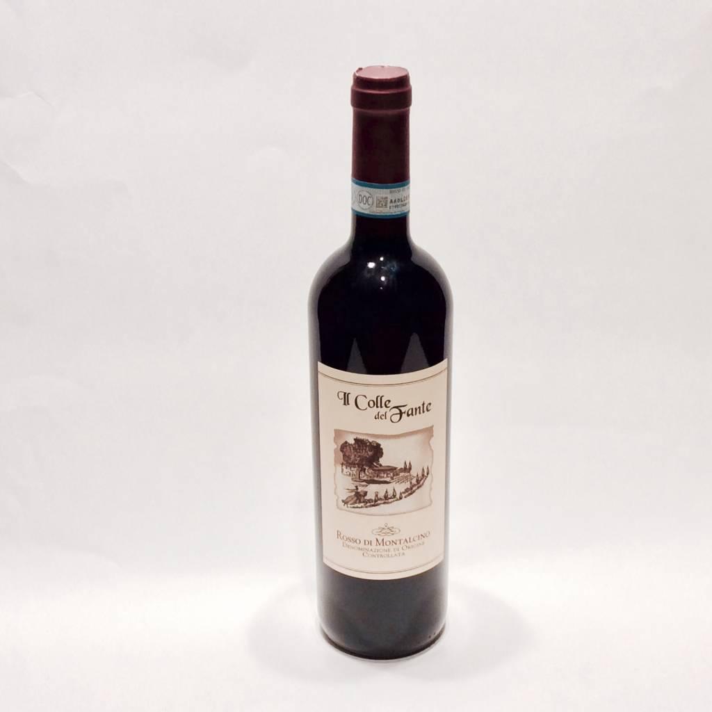 Il Colle Del Fante - Rosso di Montalcino 2017 (750 ml)