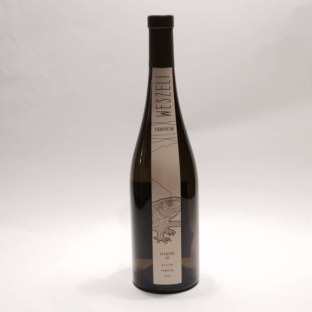 "Weszeli - Kamptal - Riesling - Seeberg  1ec ""Terrafactum"" 2014 (750 ml)"
