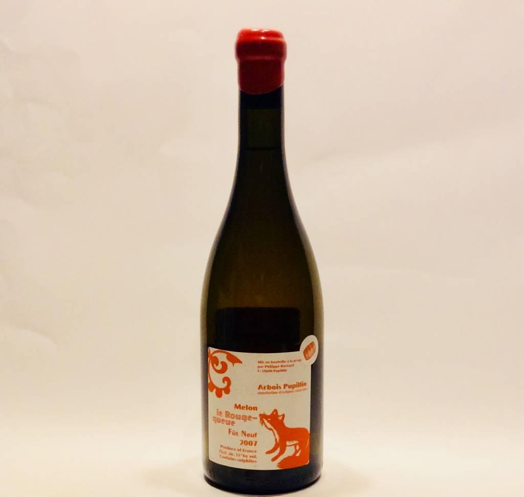 "Philippe Bornard - ""Le Rouge Queue - Fut Neuf"" Arbois Pupillin Melon 2007 (750ml)"