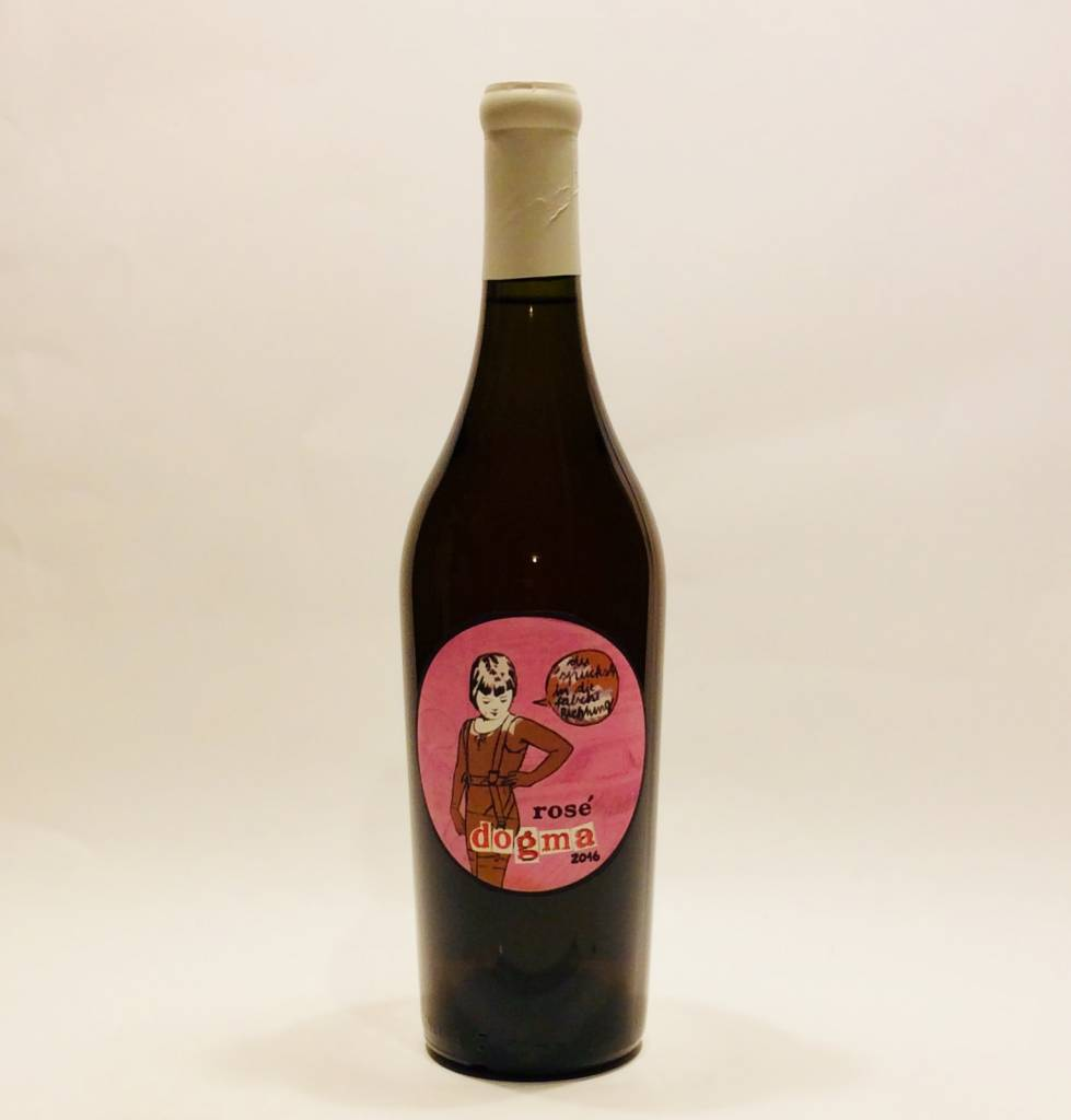 "Weingut Pittnauer - Burgenland ""Dogma Rose"" 2018 (750 ml)"