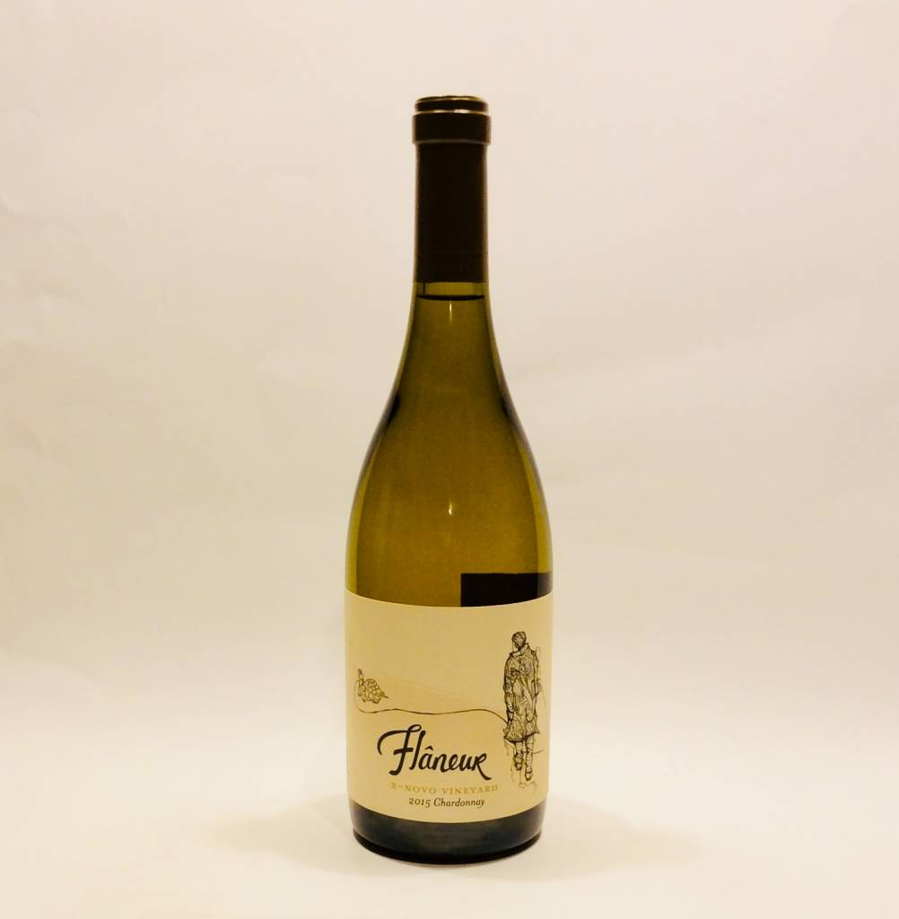 Flaneur - Eola - Amity Hills - Chardonnay 2015