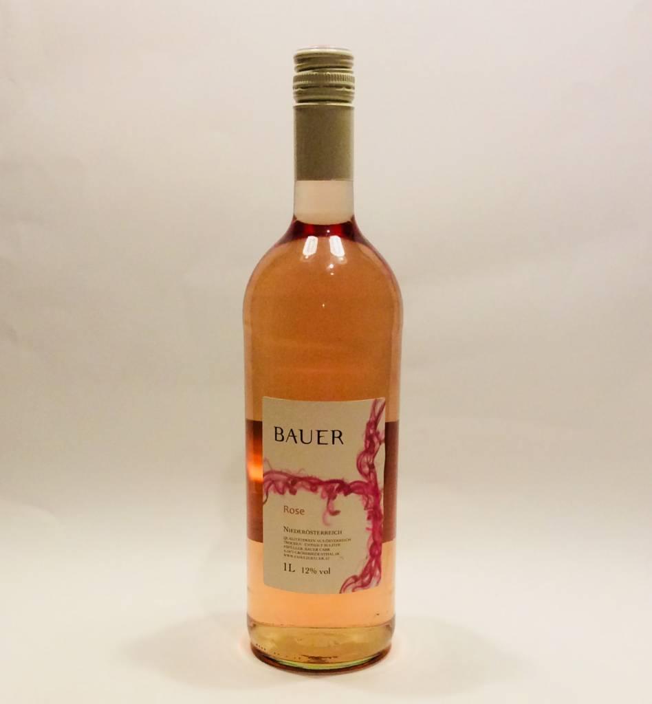 Bauer - Niederosterreich Rose NV (1 liter)