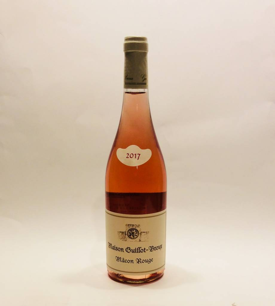 Guillot Broux - Macon Cruzille Rose 2017 (750ml)