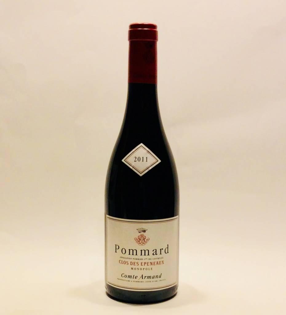Pommard - 1 er Cru - Clos des Epeneaux Comte Armand - 2011 (750mL)