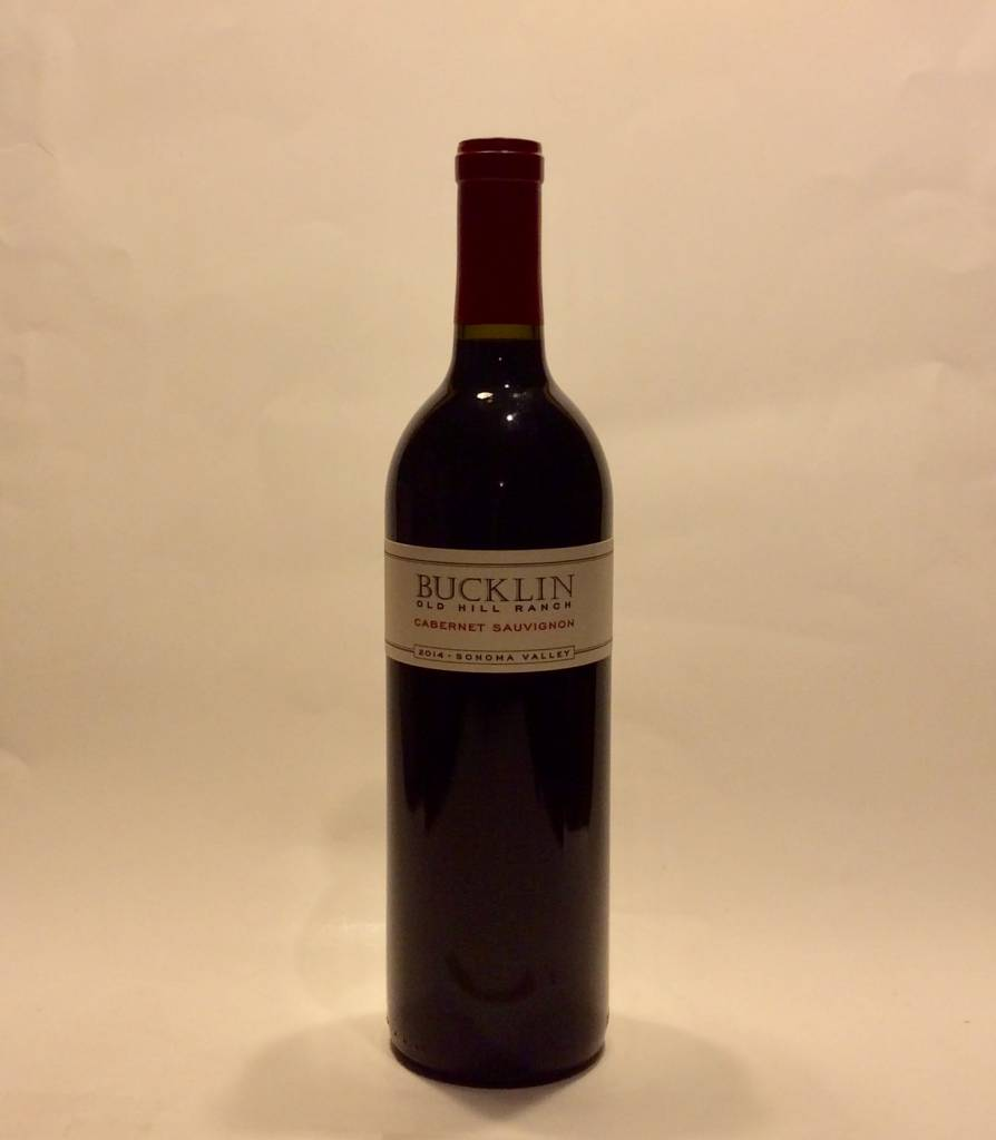 Bucklin Old Hill Ranch - Cabernet Sauvignon 2014 (750 ml)