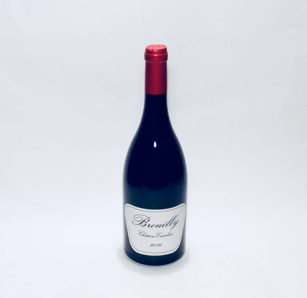 Chateau Cambon - Beaujolais - Brouilly 2018 (750 ml)