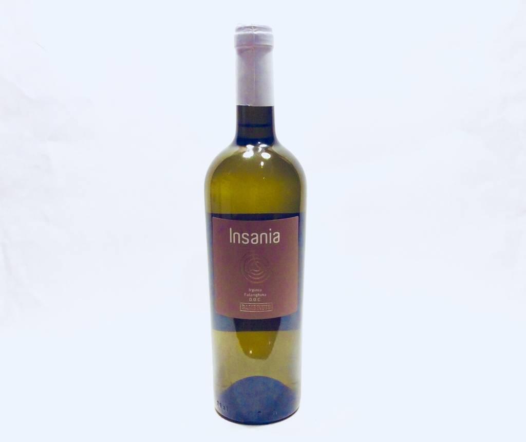 """Bambinuto - Irpinia Falanghina DOC """"Insania"""" 2016 (750 ml)"""