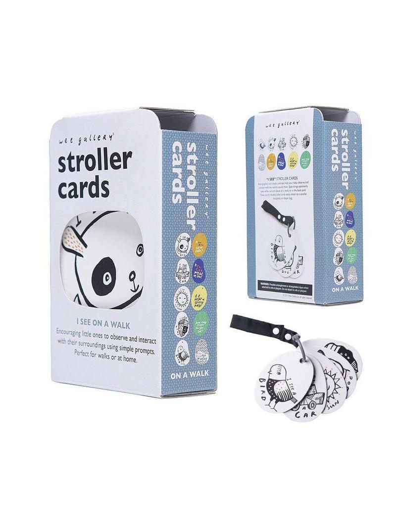 Wee Gallery Wee Gallery Stroller Cards