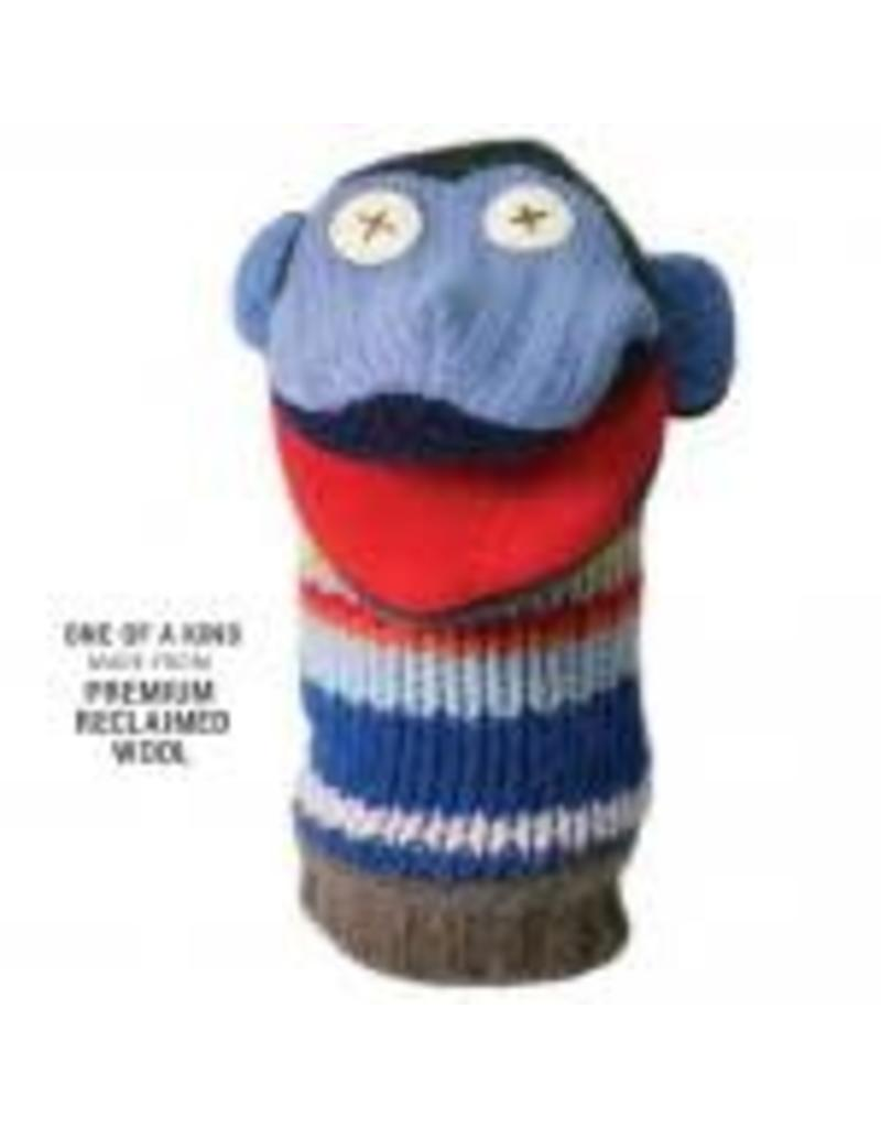 Cate & Levi Cate & Levi - Knit Puppet