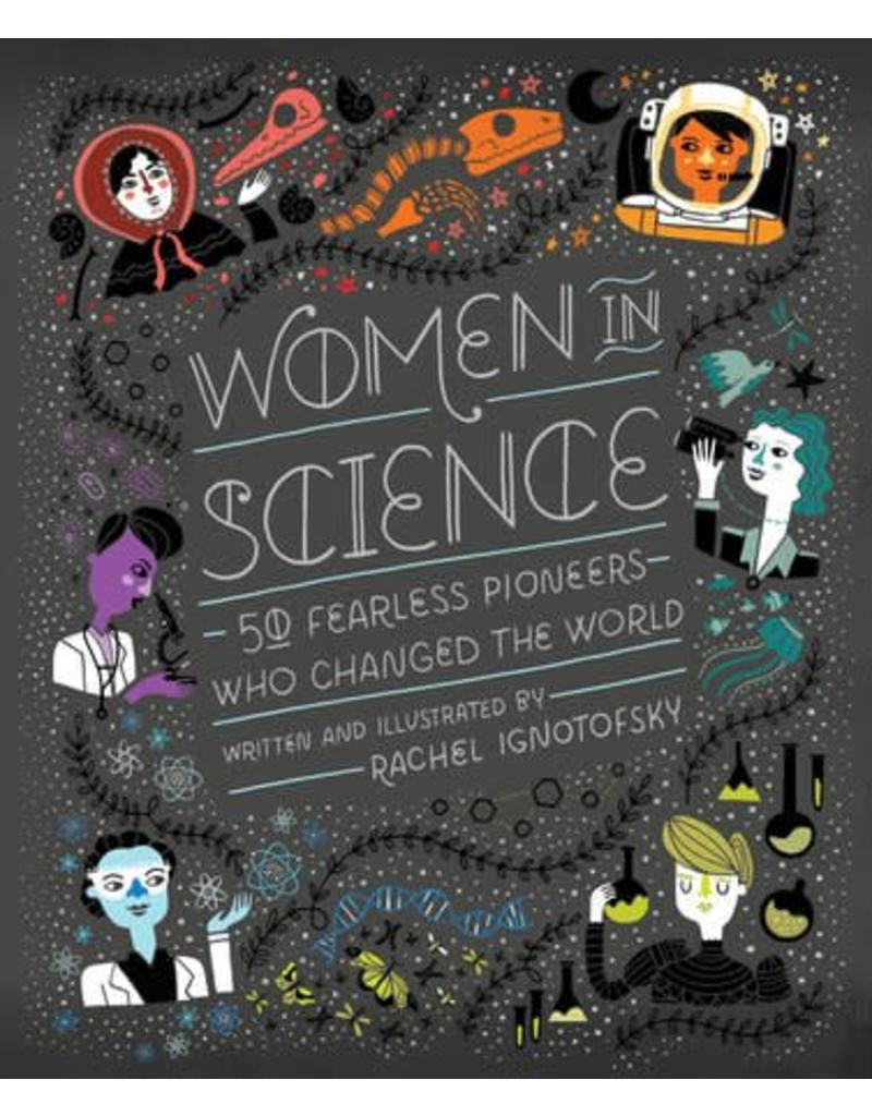 Children's Book Women In Science