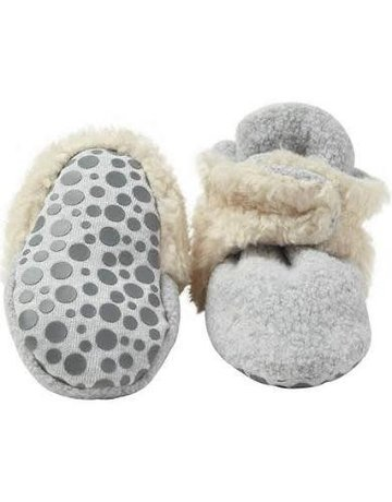 Zutano Zutano - Cozie Furry Gripper Baby Bootie