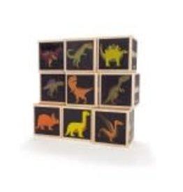 Uncle Goose Uncle Goose - Dinosaur Blocks