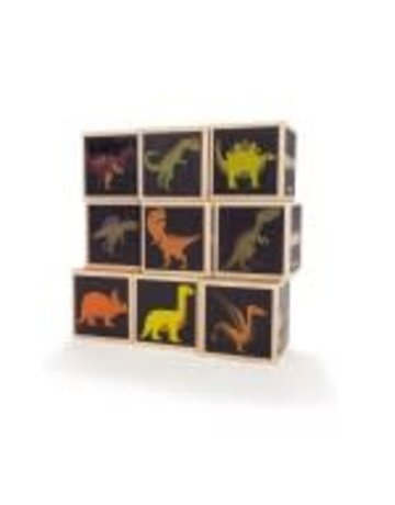 Uncle Goose Uncle Goose - Dinosaur Blocks