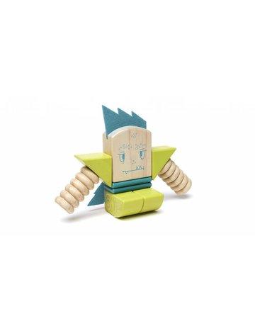Tegu Tegu- Sticky Monsters Zip Zap 18 piece