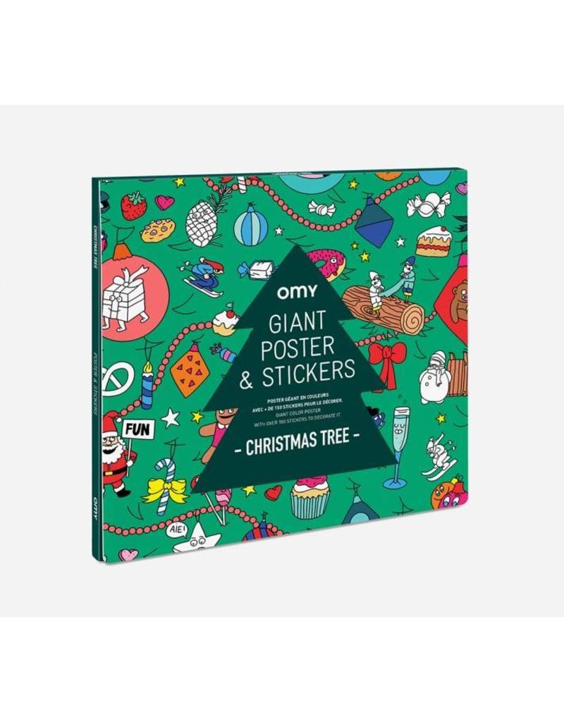Omy - Sticker Poster