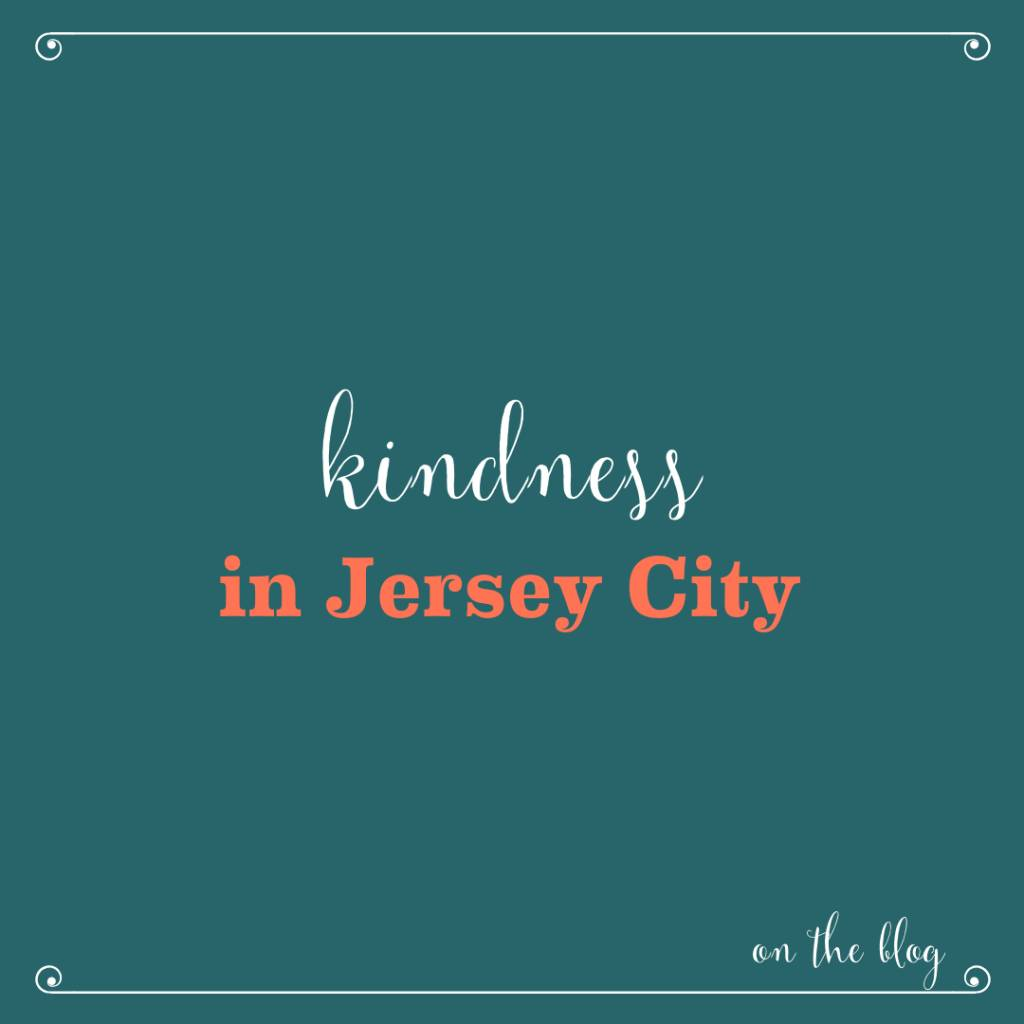 How Jersey City Shows Kindness